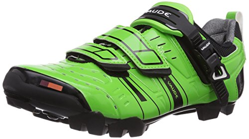VAUDE, Exire Pro Rc, Unisex Adults' Road Biking Shoes, Grün (gooseberry 493), 43 EU (9 UK)