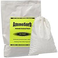 AMMOSORB Natural Acuario tóxicos amoníaco Eliminator funda: grande