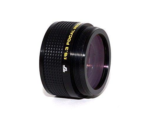 TS-Optics f/6,3 Reducer Corrector 4-Element-Bildfeldkorrektor und Brennweitenreduzierung für Schmidt-Cassegrain-Teleskope