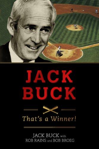 """Louis Cardinals Jack (Jack Buck: """"That's a Winner!"""")"""