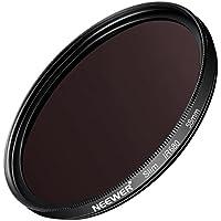 Neewer IR680 - Filtro infrarrojo para Canon EOS Rebel 700D 650D 600D 550D 500D 450D 400D 350D 100D (T5i T4i T3i T2i T1i XSi XTi XT SL1), Fabricado en Cristal óptico HD y Marco de aleación de Aluminio
