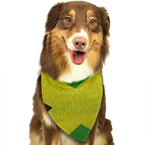 Sdltkhy Jamaican Flag Pet Scarf Dog Bandana Bibs Triangle Head Scarfs (Jamaican Hüte)