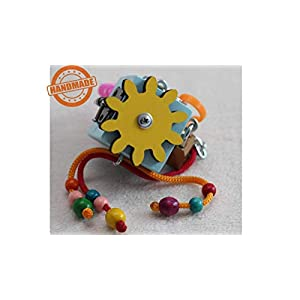 Montessori Motorikwürfel Holzspielzeug
