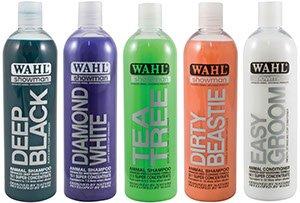 Wahl Shampoo Probierset 500 ml