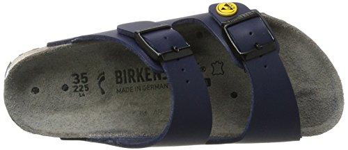 Birkenstock Original Arizona ESD Birko Flor etroit (pour pied fin) 089438 blue