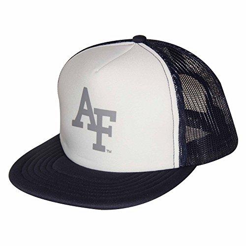 Ouray Sportswear NCAA Air Force Falcons Erwachsenen-Kappe, Unisex, Schaumstoff, Netzrücken, verstellbare Größe -