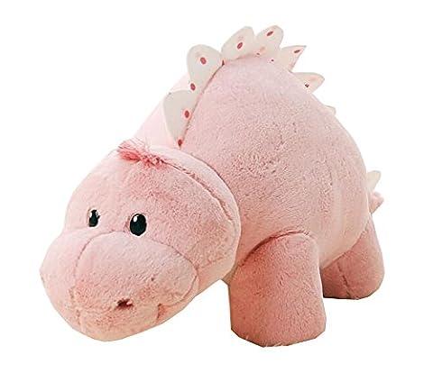 Rosa Dinosaurier Angefüllte Tier Spielzeug Puppe (Weihnachten Angefüllte Spielwaren)