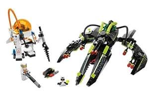 LEGO - 7646 - Jeu de construction - Mars Mission - Vaisseau espion Alien ETX
