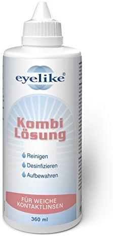 Die besten Kontaktlinsen Pflegemittel im Vergleich