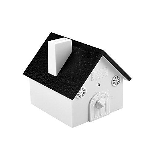 Ailyoo Dispositivo de Entrenamiento de Perros por ultrasonidos automático Dispositivo antirrugas con...