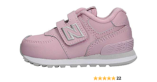 New Balance IV 574 ERP Baby Scarpe Sneakers Rosa da Bambino ...