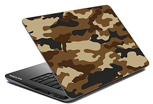 Laptop Skin || Military print Laptop Skin || Hard Disk skin || Mobile skin || Power bank skin || Protect your expensive device || Vinyl sticker matte laminated || Put on anything, any device, anywhere you like || Military print sticker size 15 inch x 10 inch  available at amazon for Rs.90
