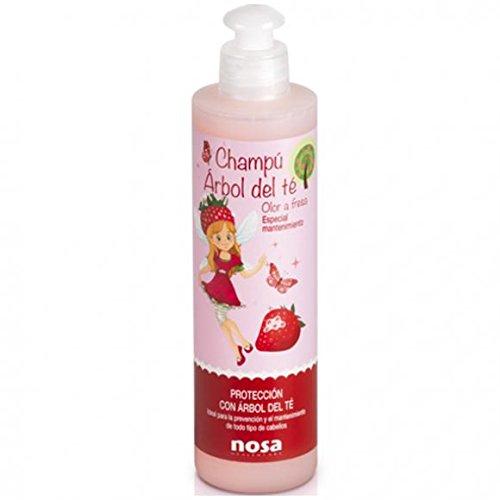Nosa Arbol del Te Fresa-Rosa Champu 250 ml.