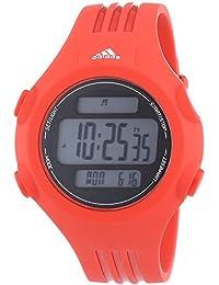 Adidas  - Reloj Digital de Cuarzo unisex, correa de Plástico color Rojo