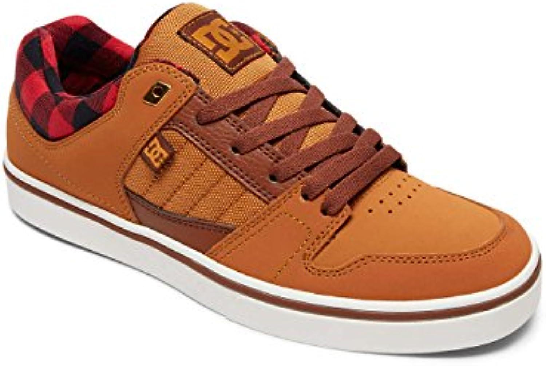 DC Schuhe Course 2 SE Braun Gr. 44.5