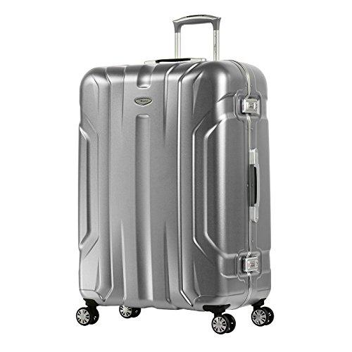 Eminent X-Dream, Unisex-Erwachsene Koffer Silber silber L