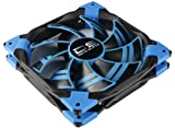 AeroCool DS Ventola per Desktop da 120 mm, 1500 RPM, Blu