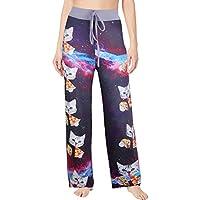 2019 Pantalones Mujer Verano CasualImpreso CóModo Playa Pijama Deporte Yoga