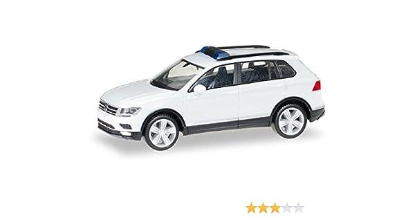 weiß H0 VW Tiguan 1:87 Herpa 013109 MiniKit