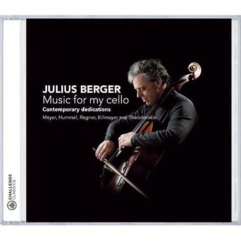Theodorakis / Killmayer / Hummer + : Music For My Cello