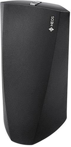Heos 3 Audio-Streaming Lautsprecher Denon Multiroom schwarz - 2