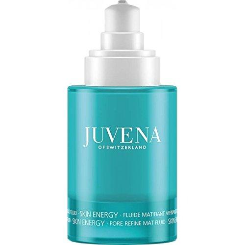 Juvena Skin Energy Pore Refine Mat Fluid 50 ml Verfeinert das Hautbild & verhindert Ölglanz