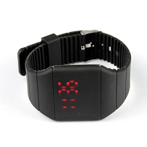 fulltimetm-children-silicone-digital-led-touch-sports-silicone-bracelet-wrist-watch-black