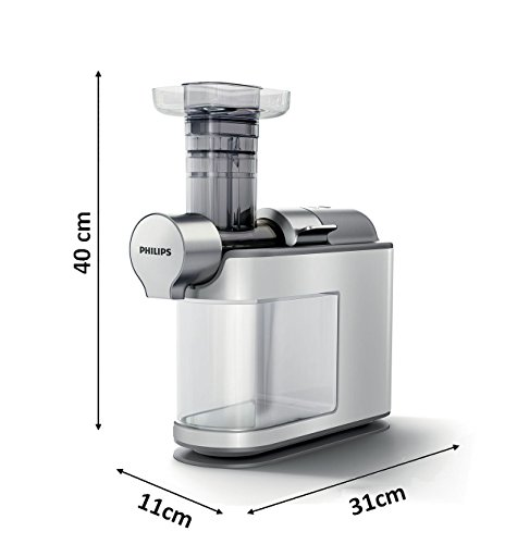 Philips HR1945/80 Slow Juicer 200 W Bild 2*