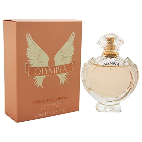 Paco Rabanne Olympea femme/women, Eau de Parfum Vaporisateur, 1er Pack (1 x 30 ml)