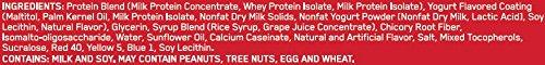 Optimum Nutrition - La torta della proteina morde il velluto rosso - 12 Bar - 41ECzRthH0L