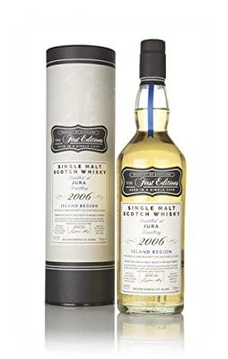 Jura 12 Year Old 2006 - The First Editions Single Malt Whisky