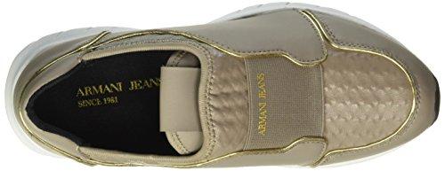 Armani Jeans 9250886a480, Chaussures de Running Compétition femme Grau (GREY ROCK RIDGE 18840)