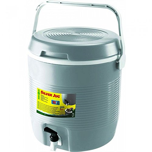 Brunner - Garrafa de 15 litros (Talla Única/Blanco)