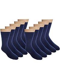 Cliff Edge ® Business-Socken-Herren (5-Paar, 10x Paar) kein Schwitzen dank Bester Qualität ohne Fusseln