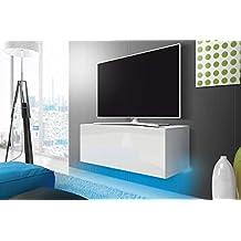 meuble tv suspendu. Black Bedroom Furniture Sets. Home Design Ideas