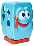 TOMY Phil the Fridge - Children\'s Shape-Sorting Electronic Action Game - 2 to 4 Players - Suitable From 3 years