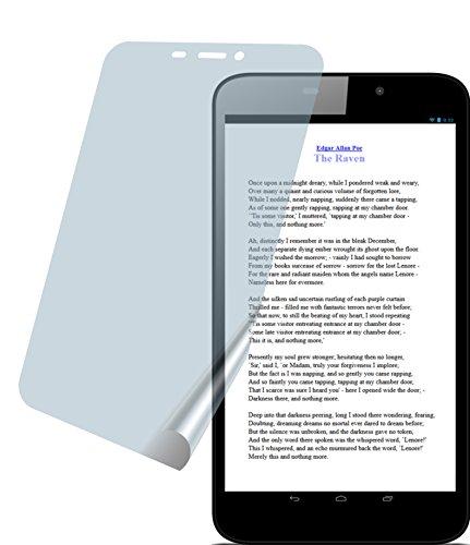 4ProTec Odys Orbit LTE (2 Stück) Premium Bildschirmschutzfolie Displayschutzfolie ANTIREFLEX Schutzhülle Bildschirmschutz Bildschirmfolie Folie