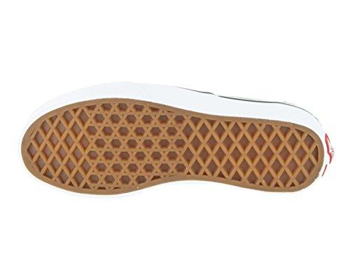 Vans - Unisex-Kind Authentic Elastic Lace Schuhe (Elastic Lace) Black/True White