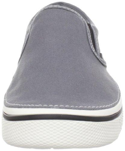 crocs Hover Slip On 11291 Herren Sneaker Grau (Charcoal/White 04O)