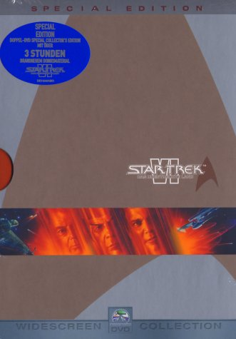 Star Trek 06 - Das unentdeckte Land [Special Edition] [2 DVDs]