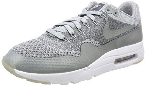 Wolf 45 Herren Grey Air EU Wolf Ultra 1 Orange Dark White Grau Max Grey Laufschuhe Grey Flyknit Nike Pqaz8dxwP