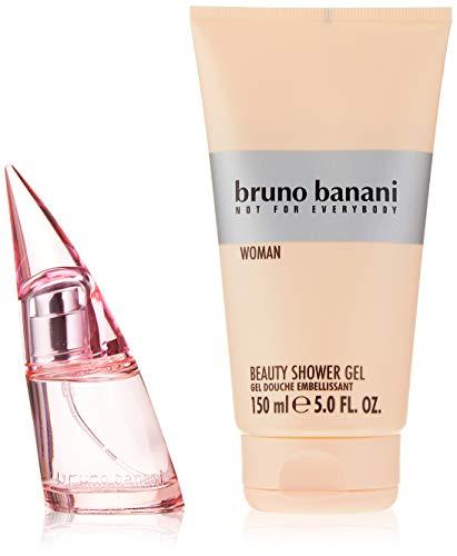 Bruno Banani Women Duftset Eau de Parfum 20ml + Showergel 150ml, 1er Pack (1 x 170 ml)