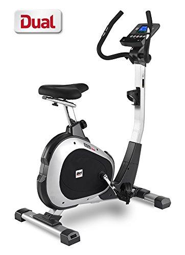 BH Fitness - Bicicleta Estática Artic Dual