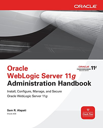 Oracle weblogic server 11g administration handbook (Informatica)