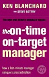 The One Minute Manager – The On-Time, On-Target Manager