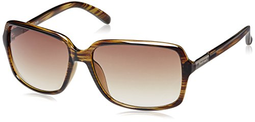Fastrack Springers Rectangular Sunglasses (Back) (P283BR1F)