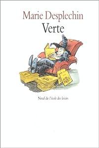 vignette de 'Verte (Desplechin, Marie)'