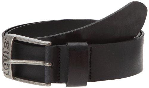 Levi's - Duncan, Cintura da uomo, Nero (Black), 90 cm (Taglia Produttore: 90)