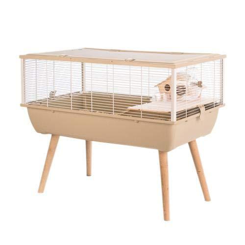 Zolux Neo Nigha - Jaula para pequeños roedores (36cm)