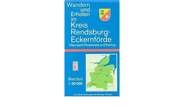 Wandern Und Erholen Im Kreis Rendsburg Eckernforde Blatt Sud